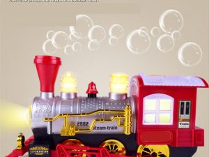 Buy Bubble Blowing Toy Train